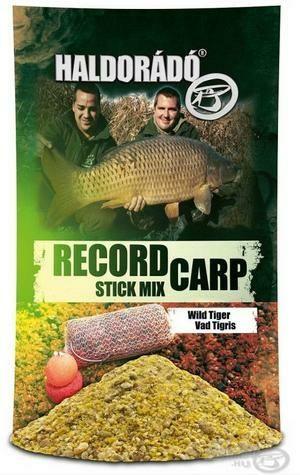 Haldorádó Record Carp Stick Mix vad tigris