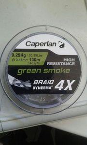 TRESSE GREEN SMOKE 9,25KG