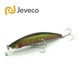 Jeveco JVC008 leurres de pêche, 90mm/12.5g 0-0.8 m
