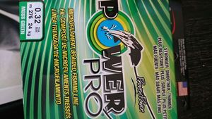 Power Pro Tresse