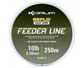 Korum Feeder Line Reflo Shinking 0,23