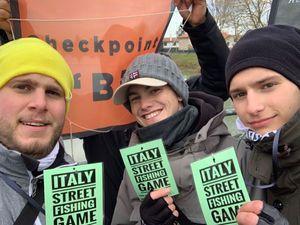 Checkpoint B — Riccardo Leonardi