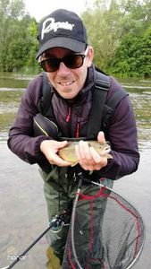 Brown Trout — Cyril Irtan