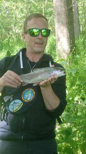 Rainbow Trout — Fabien Richard