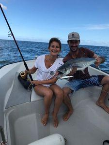 Thazard Atlantique — Guillaume guide de pêche Guadeloupe
