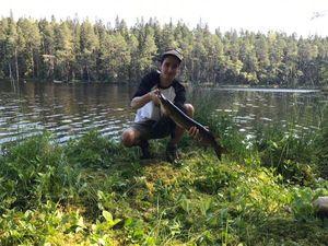 Northern Pike — Nathan Massez