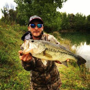 Smallmouth Bass — Luc Duflos