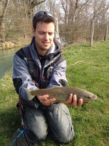 Brown Trout — Carna Sam