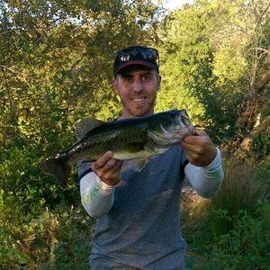 Smallmouth Bass — Cyril Bohere