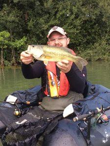 Largemouth Bass — Tony Hesnard