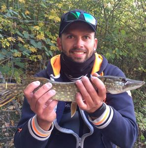 Northern Pike — Tristan Bernard