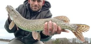 Northern Pike — Bertrand Vazelle