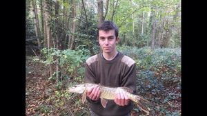 Northern Pike — Honoré Ladroue