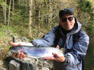 Rainbow Trout — Jacky Ley