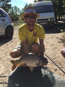 Common Carp — Frederic Gomez
