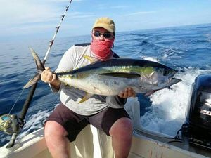 Yellowfin Tuna — Jerome Flot