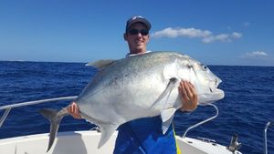 Giant Trevally (GT) — Maxime Bury