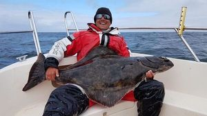Atlantic Halibut — Yannick Riviere