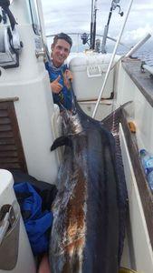 Blue Marlin (Atlantic) — Maxime Bury