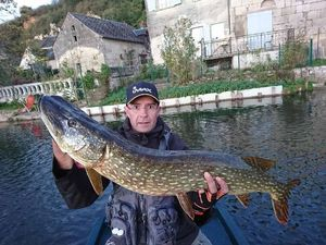 Northern Pike — Eric GODINEAU