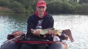 Northern Pike — Thierry  Marot