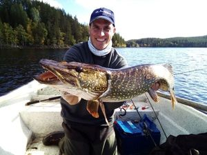 Northern Pike — Marc Audouin