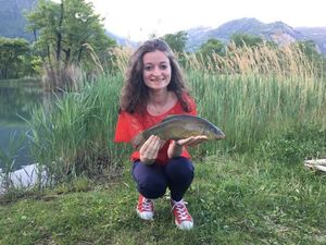 Tench — Marie-Rose Perret (Thrill Lures)