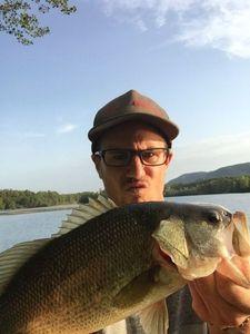 Smallmouth Bass — Alexis Bouvier