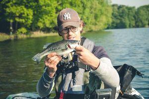 Smallmouth Bass — Allan Goujon