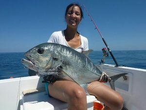 Giant Trevally (GT) — Bruno  Cot