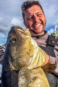 Atlantic Cod — Christian Cano