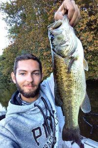 Largemouth Bass — Alex Goug'