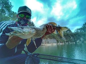 Brochet — Douving Fishing
