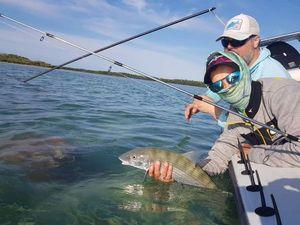 Bonefish — Chrystel Kimmerling Maistrello