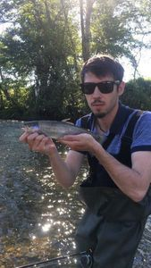 Rainbow Trout — Jean Argence