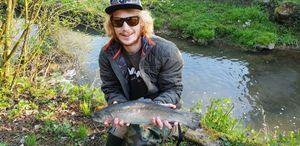 Rainbow Trout — Adrien Mielle