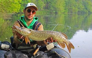 Northern Pike — Teddy Roger