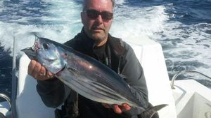 Skipjack Tuna — Jean-paul Jacquet