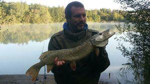 Northern Pike — Benoit Chapeaublanc
