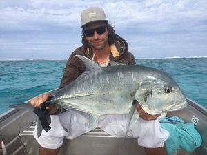 Giant Trevally (GT) — Guillaume Faure