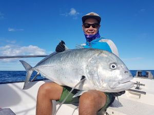 Giant Trevally (GT) — Tom Legros