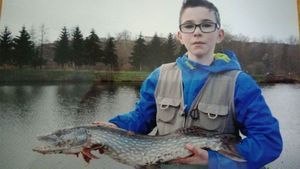 Northern Pike — Trouts Addict