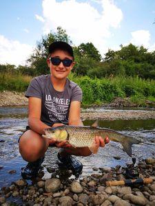Chub — team fishing 88
