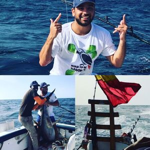 Yellowfin Tuna — Ntoutoume Mfoul Rad