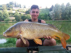 Common Carp — Benoit Ferrand