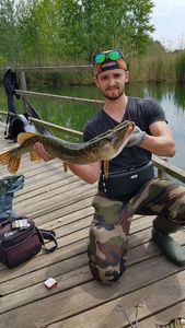Northern Pike — Joffrey Chv Kamalet