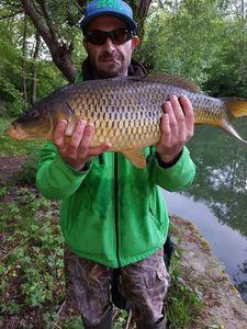Common Carp — Leurriste de Charente Spining