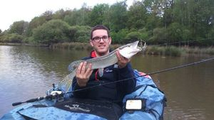 Northern Pike — Thorgal Beaussire