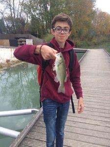 Largemouth Bass — Baptiste Baron