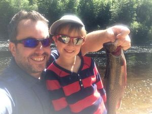 Brook Trout — Marc-Andre Allaire